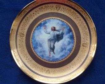 Frankin Mint Limited Edition Plate - Raphael's Transfiguration