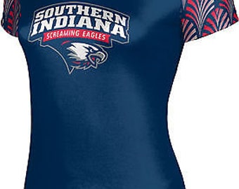 ProSphere Girls' University of Southern Indiana Deco Tech Tee (USI)