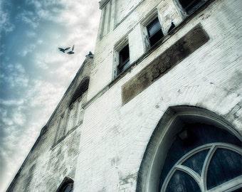 Ohio church photographic print