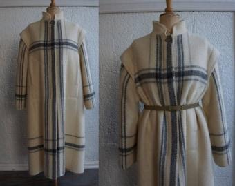 1960s Norwegian Wool Coat