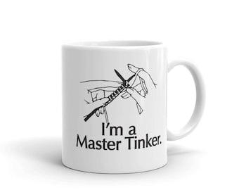 Kitting - Master Tinker - Mug made in the USA