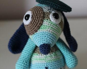 Lucien het Franse hondje (haakpatroon NL)