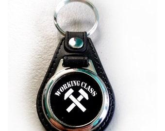 Working Class Hammers Keychain