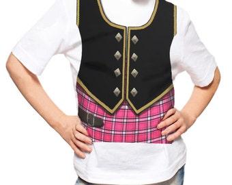 Highland Dancer Tshirt