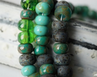 NEW Stock..Amazonian Picasso, Seed Beads, Seed Beads, Beads