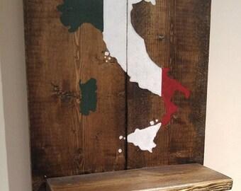 Country Flag Entrance Frame