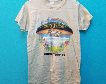 Boston - Vintage 1979 Don't Look Back tour shirt