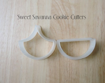 Scale Fondant Cutter Set- Different Sizes Available