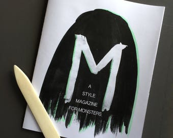 M - The Style Magazine for Monsters