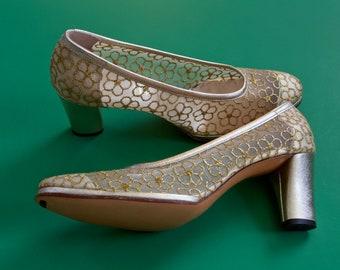 """Vintage Mijji 2"""" heels"""