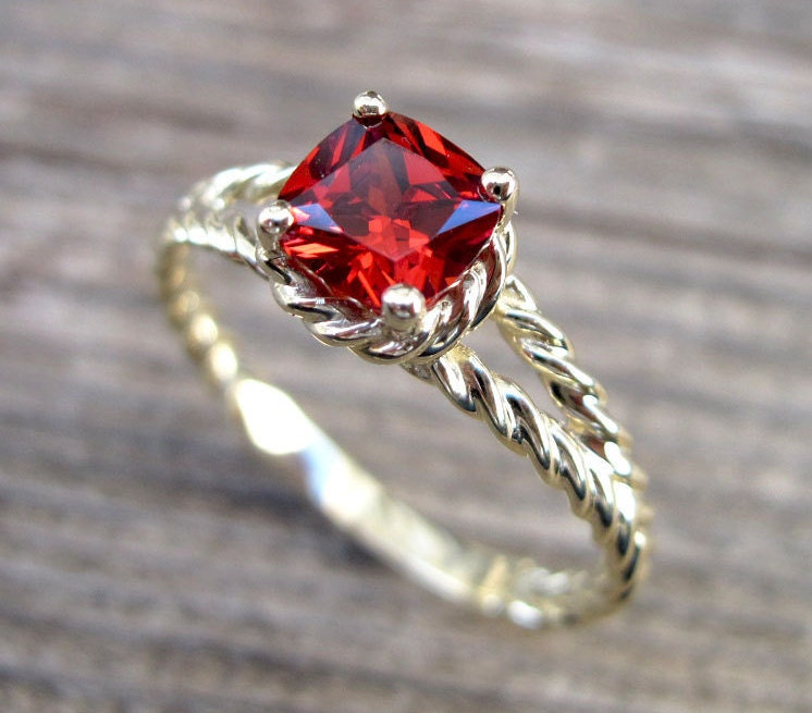 Image result for Ruby Engagement Rings