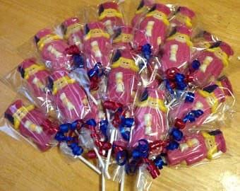 Graduate Girl/Boy Lollipops