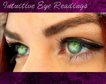 Career 30 Min Eye Reading to Choose/Change/Tune/Get Promoted, Window to the Soul, Launch Special, Intuitive Psychic Metaphysical 7D