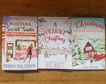 Illustrated Christmas Covers Set