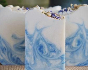 Serenity Vegan Coconut Milk Soap with Kaolin Clay