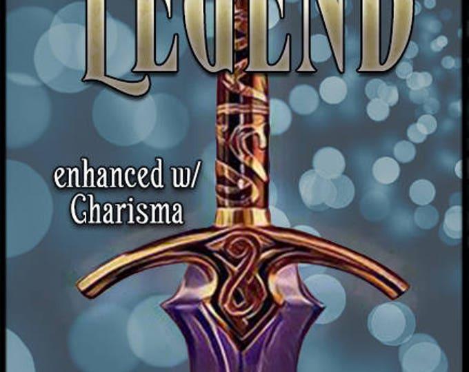 Legend w/ Charisma - Pheromone Enhanced Fragrance Spray for Men - Love Potion Magickal Perfumerie - Pherotine 2018