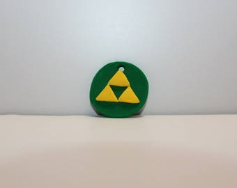 Legend of Zelda Inspired Clay Charm