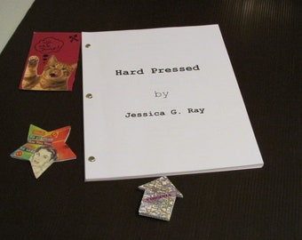 Hard Pressed Chapbook