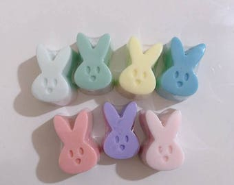 Bunny soap/Easter/Good friday/Children soap/Hand made soap