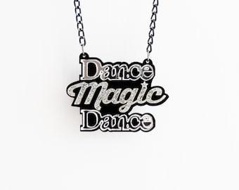 The Labyrinth Dance Magic Dance necklace