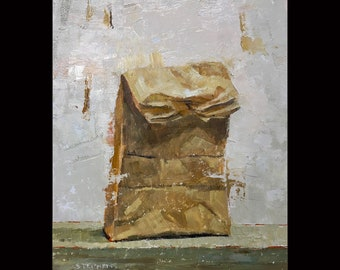 Paper Bag, 6x8