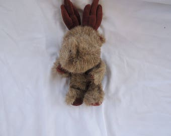 Vintage 1985 The Boyd's collection LTD - 8 Inch brown moose
