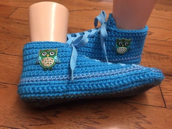 blue 8 slippers owl blue shoe 339 crocheted Crocheted slippers Womens owl tennis List 10 sneakers sneaker sneakers owl slippers owl sneakers 60qR0ITOw