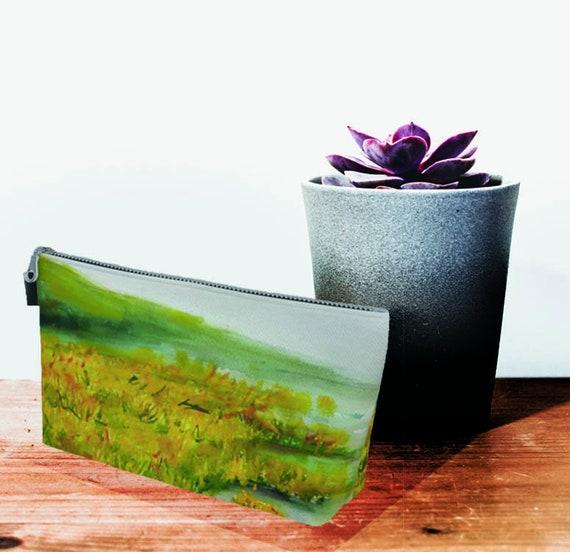 Ladies purse, printed clutch, zipper clutch, colourful clutch, clutch, Bridesmaid clutch, Spring Print, spring clutch, ladies purse