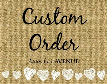Custom Sign - Your Text made into Printable Art