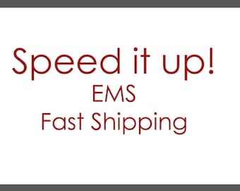 Shipping EMS