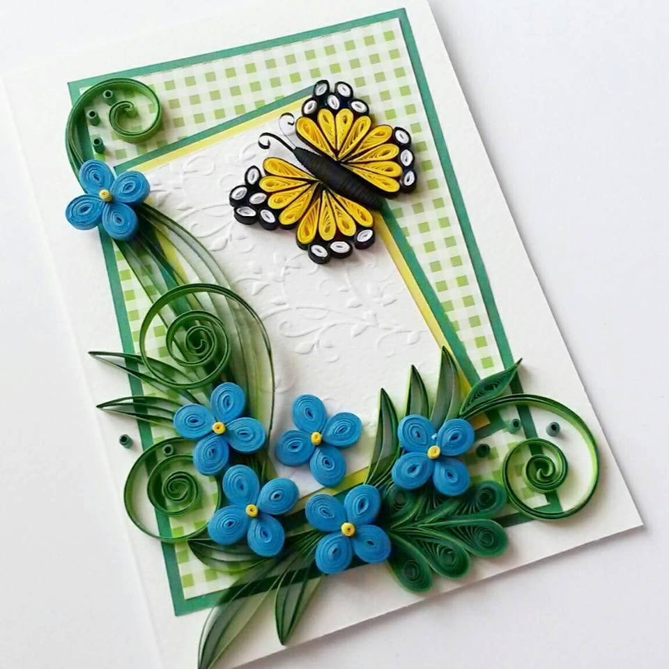 Beautiful handmade greeting card mothers day card zoom kristyandbryce Images