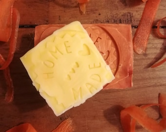 Carrot - good-looking SOAP Lavender scent