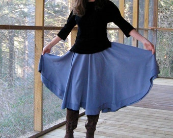 CUSTOM Circle Skirt, let me make any size, any color, any fabric for YOU