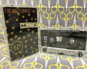 Bringing Down the Horse by The Wallflowers Cassette Tape rock