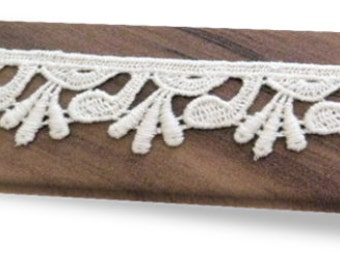 Lace-26mm-Natural Undyed