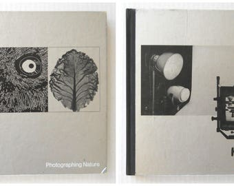 Photographing Nature & The Studio — Life Library Of Photography 1971 (Shipped to USA Addresses Only)