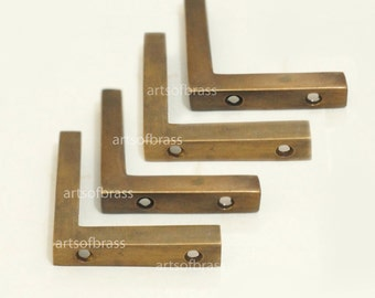 Attractive Brass Box Corners | Etsy