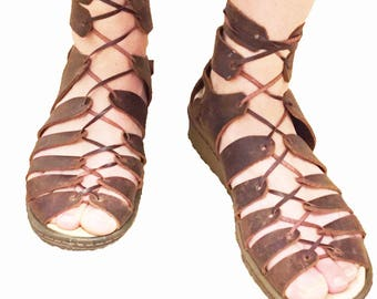 Men Roman Sandals Men Gladiator Sandals Men Sandals Gladiator Sandals Caligae Sandals