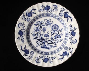 J & G Meakin | Blue Nordic | Tea or Side Plate | 6.875 inches | Replacement