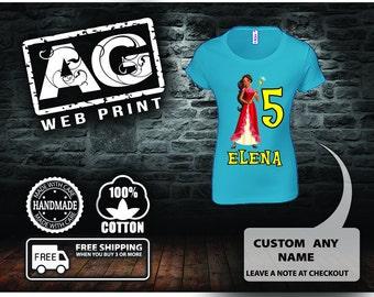 Princess Elena shirt