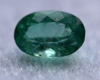 Natural Emerald no treatment (loose faceted stones)