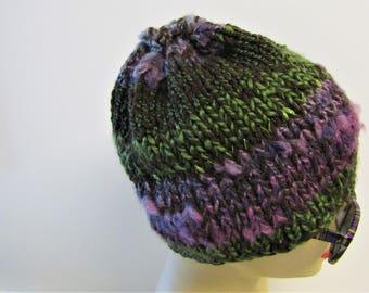 Fuzzy Fairy Woodland Hat