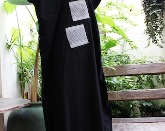 Simply Comfy Cotton Dress - Sabai 1710-02