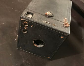 Vintage No3 Brownie Camera Model B