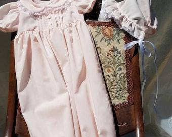 newborn daygown/ newborn layette
