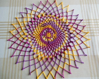 """Doily crochet """"Puerto rico"""""""