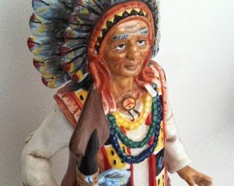 Ceramic Warrior