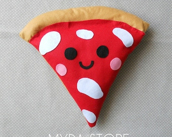 Pillow in Maddie 27 cm kawaii margherita pizza gift idea house new