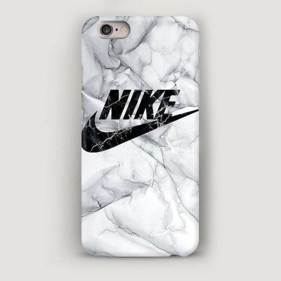 coque iphone 6 nike marbre