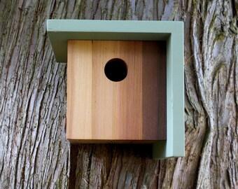 Birdhouse, Modern Minimalist- The Right Angle